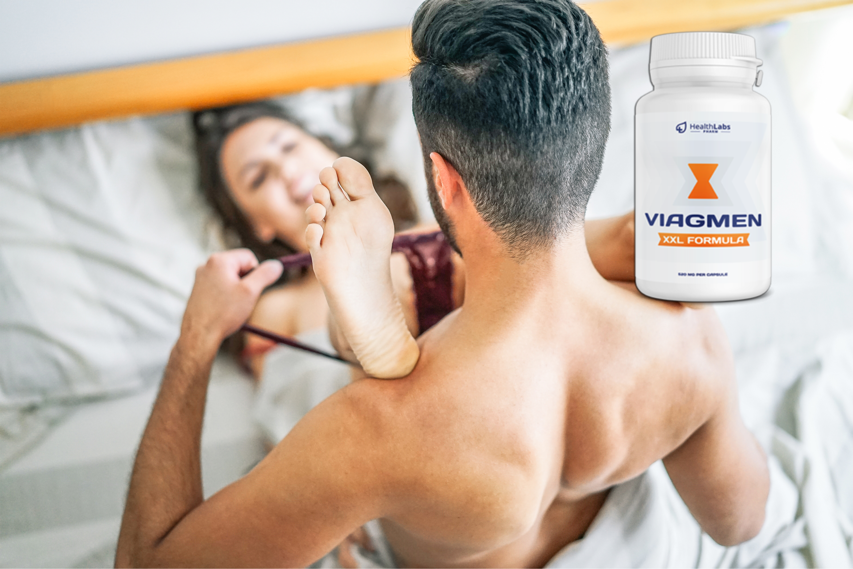 Je přirozené zvětšení penisu možné? – Vyzkoušejte Viagmen XXL!