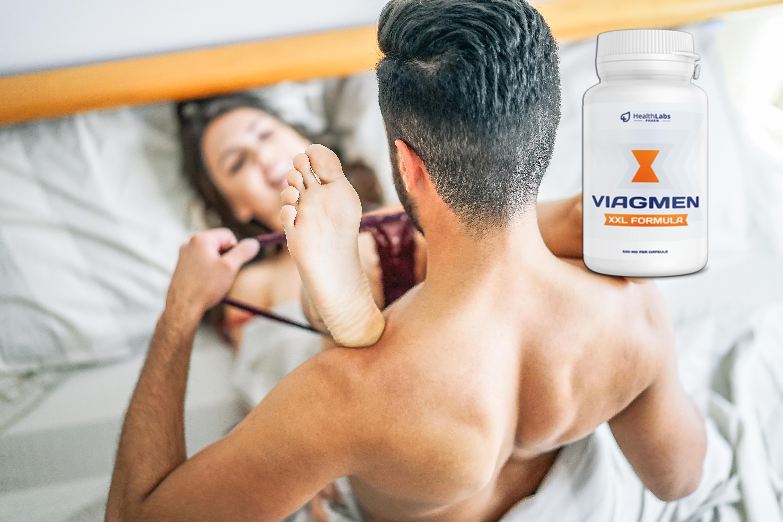 Viagmen xxl – problemy z erekcją i wielkością penisa? Sprawdź!